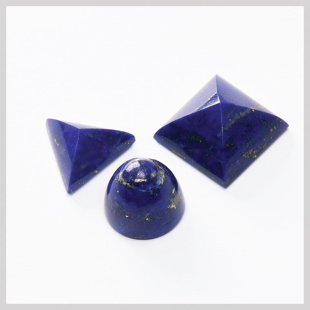 Lapis lazuli cabochons