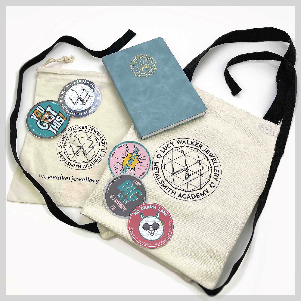 Lucy Walker Jewellery Swag Bag