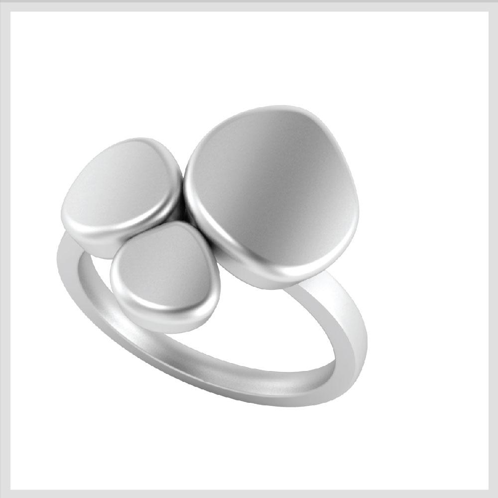 Flush setting practice ring
